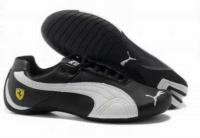 basket puma homme scratch